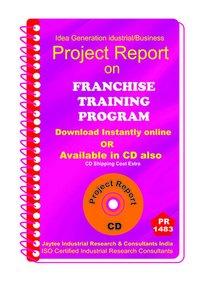 Franchise Training Program establishment eBook