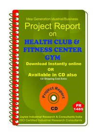 Health Club and Fitness Centre Gym establishment eBook
