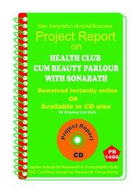 Health Club Cum Beauty Parlour with Sonabath establishment eBook