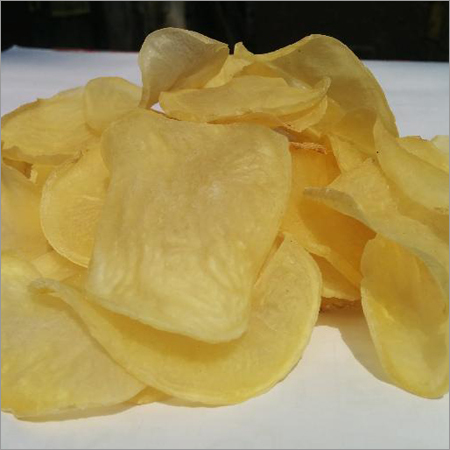 Raw Potato Chips