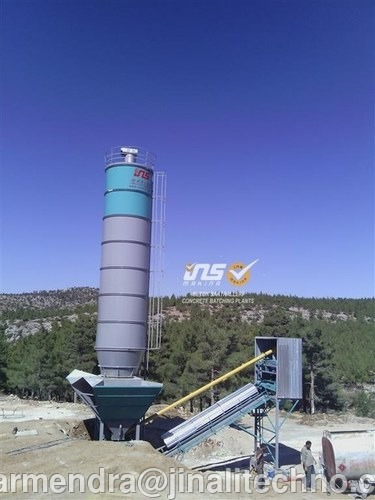 Ins Makina Concrete Batching Plants