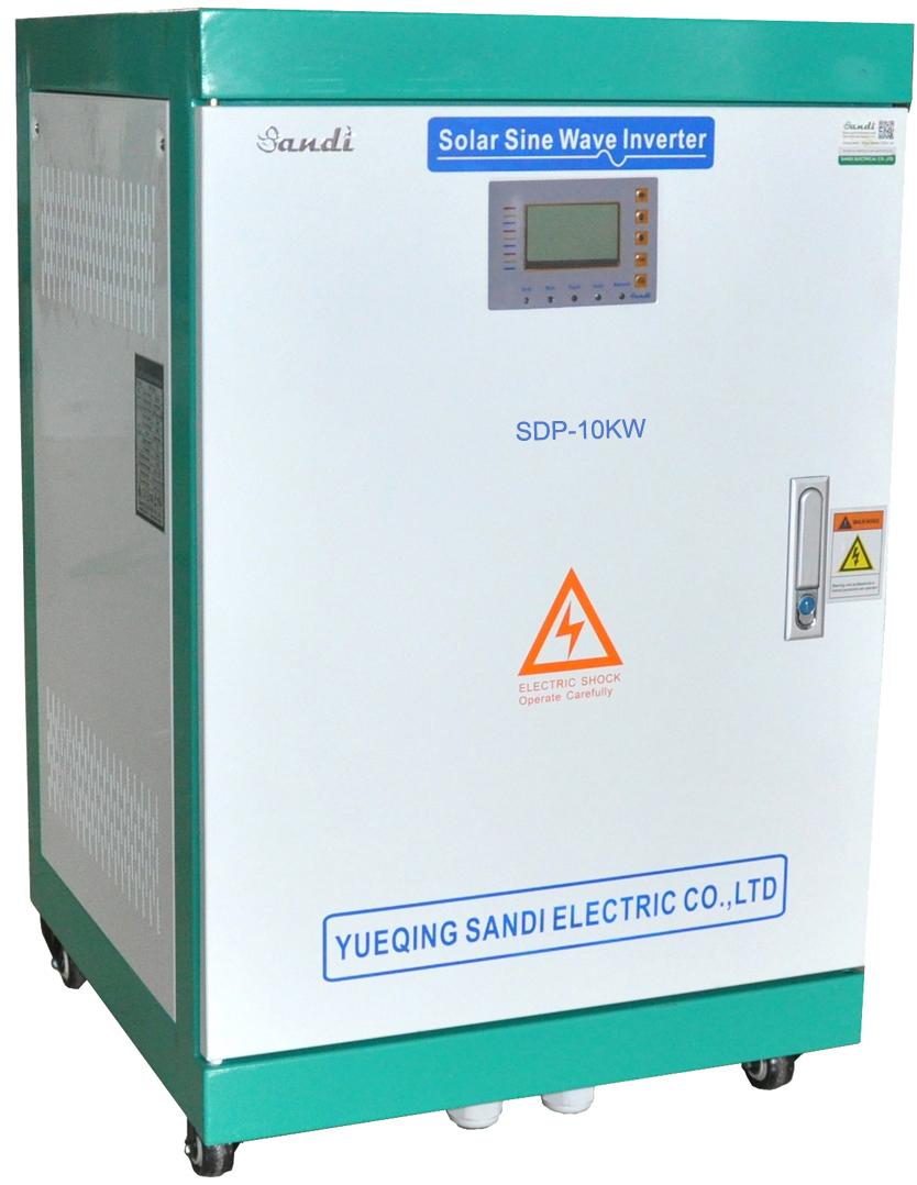 120V - 240V Split Phase Inverter