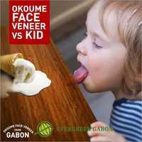 Okoume Face Veneer