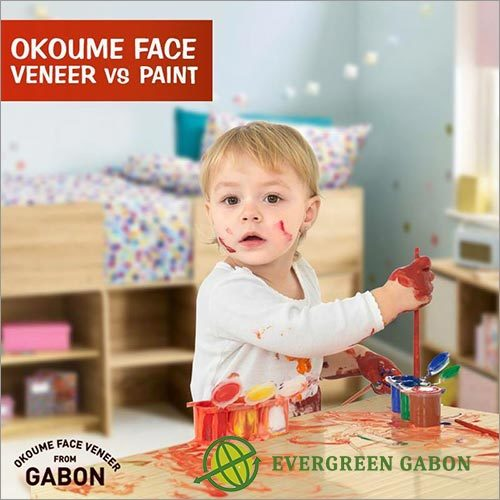 Okoume Face Veneer Vs Paint