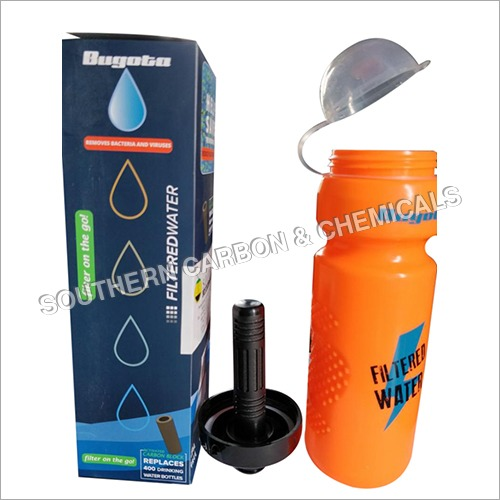 Bugota Water Filtered Bottle