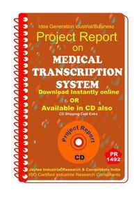 Medical Transcription System establishment eBook