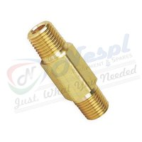 Brass Nipple Connector
