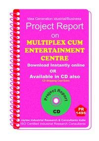 Multiplex Cum Entertainment Centre establishment eBook