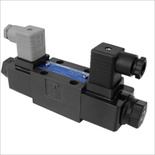 Hydraulic Valve And Strainer