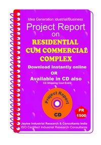 Residential Cum Commercial Complex establishment eBook