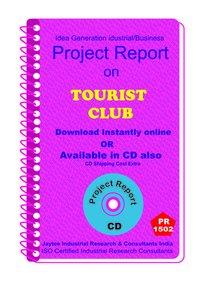 Tourist Club establishment Project Report eBook