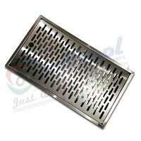 Drip  tray Grill top cover