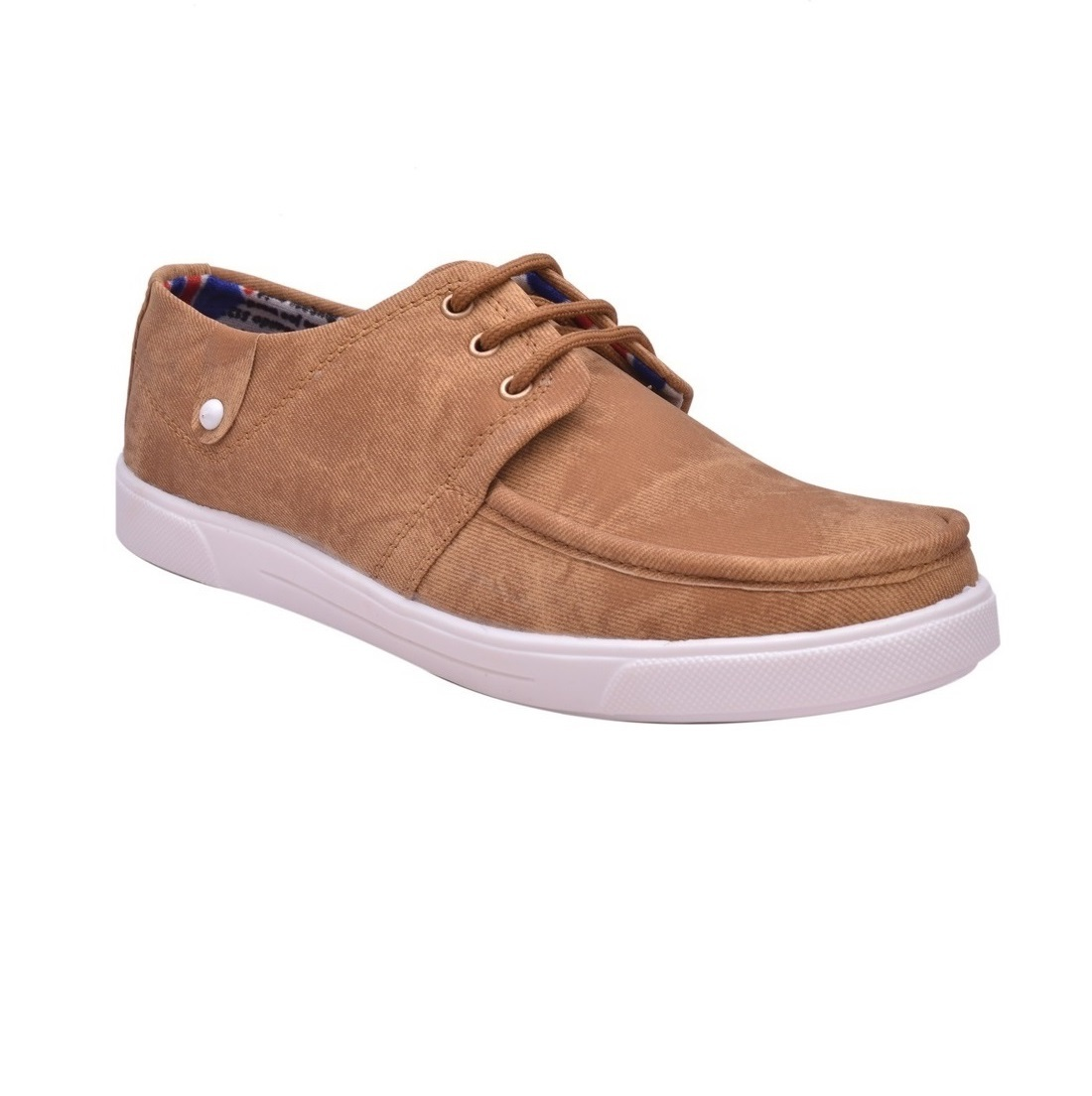 TAN COLOUR CASUAL SHOES FOR MEN'S