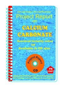 Calcium Carbonate manufacturing Type C Project Report eBook