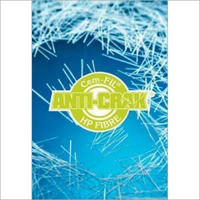 Cemfil Anti-crack Hp 67-36 - Alkali Resistant Glass Macro Fiber