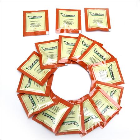 Autumn Exclusive Pyramid Tea Bag