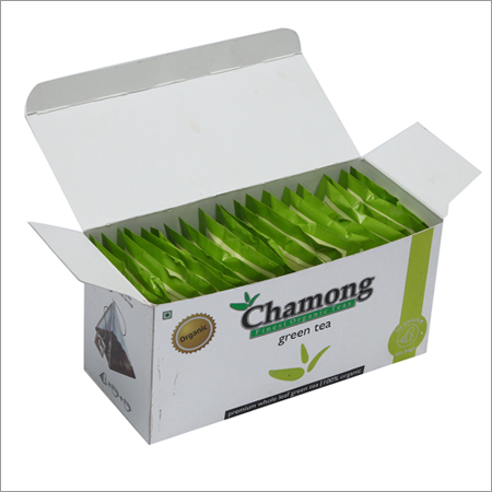 20 PTB-Green Tea