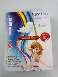 Nano Ultra Sanitary Pads