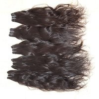 Top Quality No shedding Tangle Free Indian remy  wavy Virgin Hair