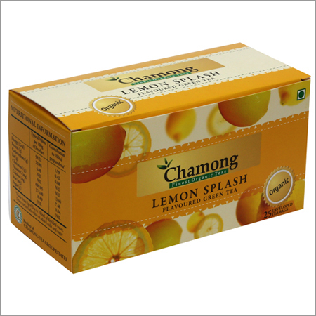 Lemon Splash Tea