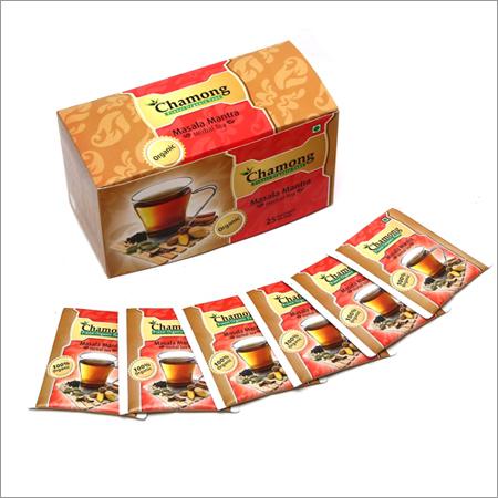 Masala Mantra Herbal Tea