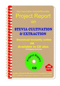 Stevia Cultivation and Extraction Type C manufacturing eBook