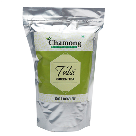 100g Caddy Tulsi Green Tea
