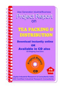 Tea Packing and Distribution project Report eBook