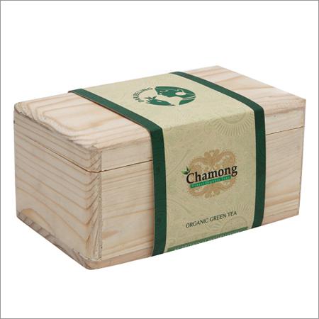 100g Pinewood Chestlet Green Tea