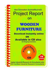 Wooden Furniture manufacturing project Report eBook