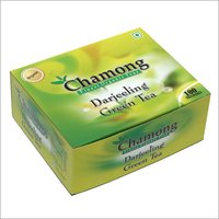 Daejeeling Green Tea
