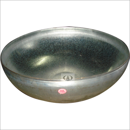 GI Dish End for water heater