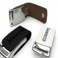 Leather USB Pendrives