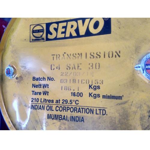 C4 SAE 30 Transmission Fluid