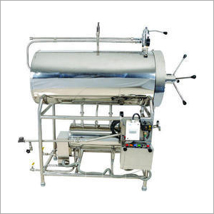 Horizontal Autoclave Steam Sterilizer
