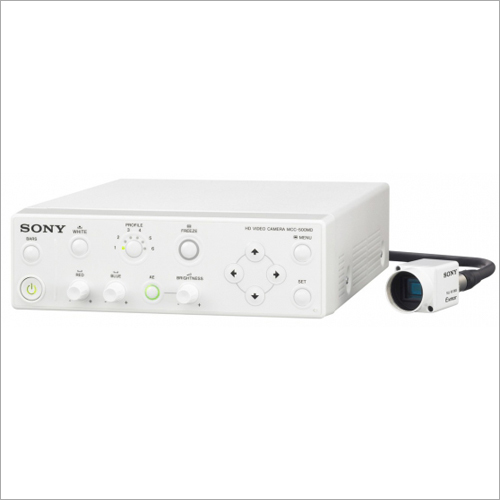 Sony HD Video Medical Camera