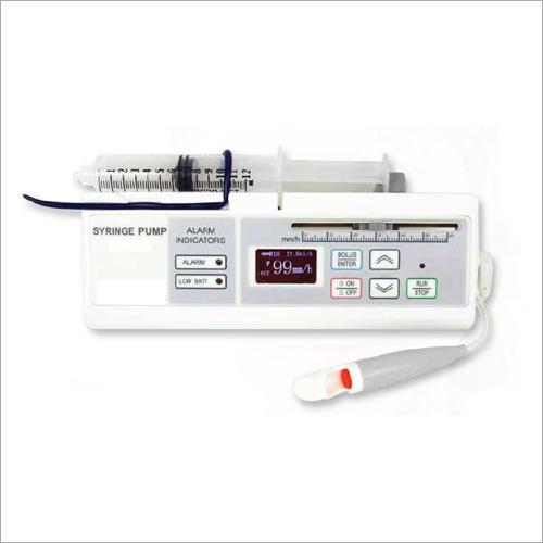 Portable Syringe Pump PCA Pump