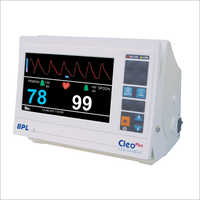 BPL Cleo Plus Patient Monitor
