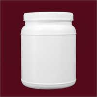 Capsules Plastic Round Container