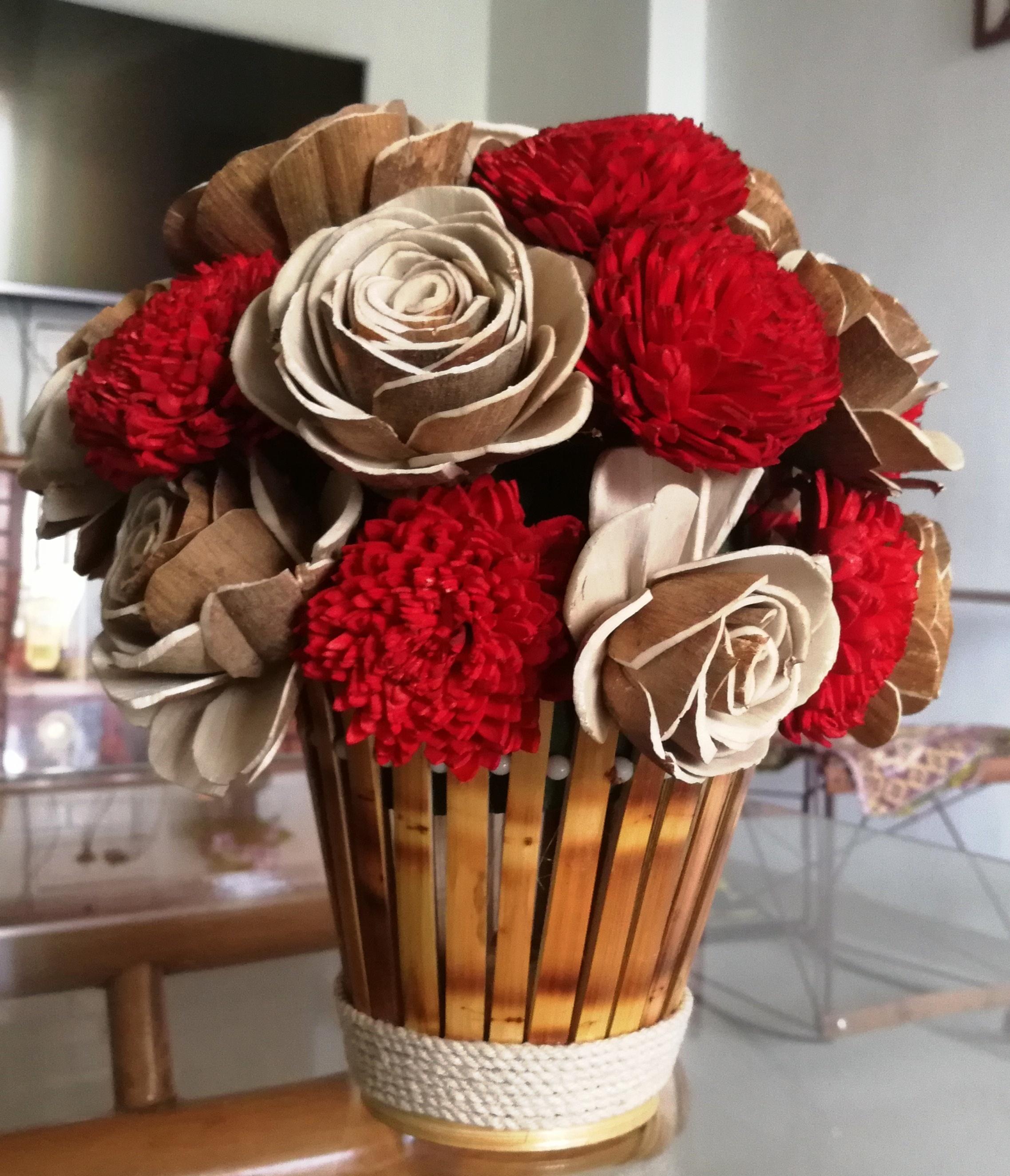 Sola Wooden Flowers