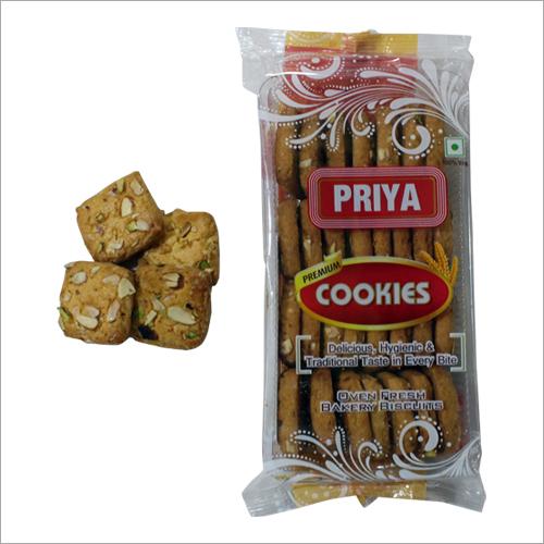 Badam Pista Cookies