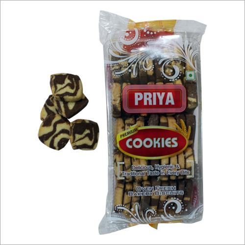 Baked Choco Cookies