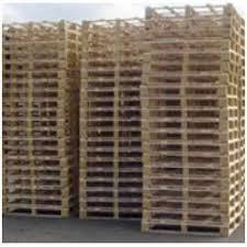 Babul & Neem Wooden Pallets