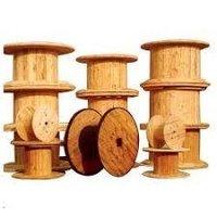 Pine Wood Drum