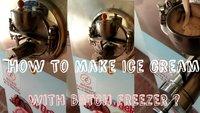 5 Liter Ice Cream Machine