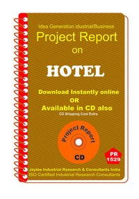 Hotel establishment Project Report eBook