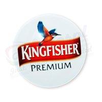 Kingfisher Fish Eye Medallion Lense