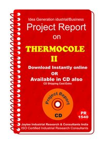 Thermocole II manufacturing Project Report eBook
