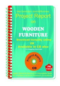 Wooden Furniture II manufacturing Project Report eBook