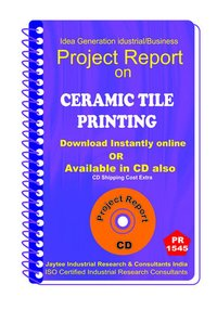 Ceramic Tile Printing manufacturing eBook